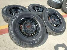"16"" Mercedes Sprinter 2500 Oem steel wheels tire 85404 A0014019102 2019 2020 New"