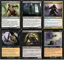 Zombie (Blue Black) Deck - Liliana Reaver - Pontiff 60 Cards MTG Magic Gathering