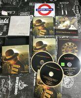 🔥Zucchero Sugar Fornaciari - Chocabeck Deluxe Edition Box Dvd & 2X Cd Vg