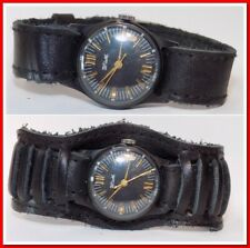 Rare montre ancienne mécanique homme Zim, bracelet neuf,  1951 #26319