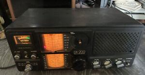 Realistic DX-200 Communication Receiver
