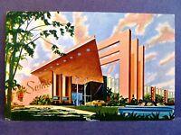 Postcard NV Las Vegas The Sands Hotel Casino