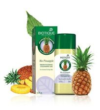 Biotique Pineapple Oil Control Foaming Face Cleanser Normal & Oily 120ml