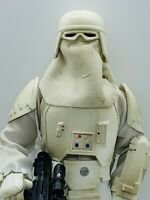 "VTG Hoth Snowtrooper Star Wars 12"" 1/6 scale figure Empire Strikes Back Hasbro"