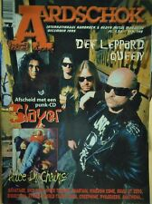 Slayer - Package of 6 metal Magazines - With Slayer  on the front Cover !!!