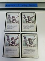 4x Squire | The Dark | MTG Magic The Gathering Cards