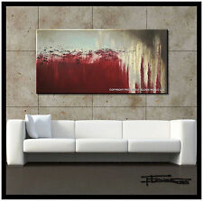 Large Abstract Modern Painting Canvas Wall Art US Direct from Artist ELOISExxx