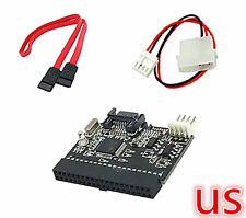 2 in 1 SATA to IDE HDD/IDE to SATA Serial ATA 100/133 Adapter Converter Cable