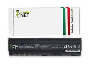 Batteria compatibile con Hp Compaq 593554-001 593562-001 MU06 [11.1V 5200mAh]