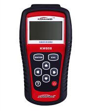 KW808 OBD2 OBDII EOBD Scanner Car Code Reader Tester Diagnostic Scan Interface