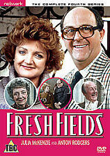 Fresh Fields - Series 4 - Complete (DVD, 2011)
