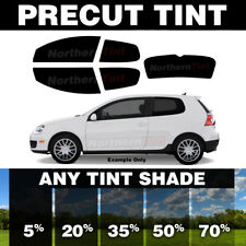 Precut Window Tint for Geo Metro 2 Door Hatchback 95-97 (All Windows Any Shade)