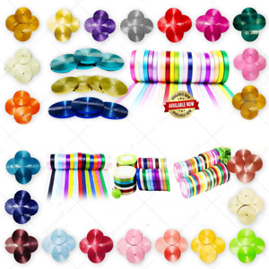 50 METERS BALLOON CURLING RIBBON FOR PARTY XMAS GIFT WRAPPING BALLOONS RIBON