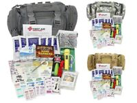 Prepper Bag Outdoor Emergency Survival Bag Bug Out Kit Water Food Gear First AID