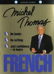 French With Michel Thomas Complete Course CD Incredible Value and Free Shipping!