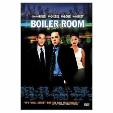 Boiler Room (DVD, 2000) Ben Affleck, Vin Diesel  BRAND NEW Stock Brokerage Scam