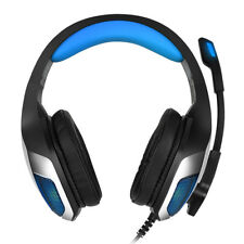 Hunterspider Gaming Headphones Headset Earphone W/ Mic for PC Gamer Laptop TH818