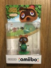 """Nintendo amiibo Animal Crossing """"Tom Nook"""" Figure for Wii U & 3DS Gaming Systems"""
