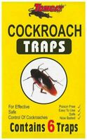Cockroach Glue Super Sticky Board Pad For Insect Spider Ant Pest Safe Non Poison