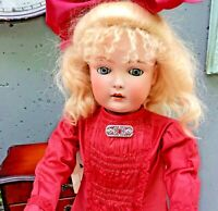 Absolutely Amazing Kestner Daisy Child Antique Doll- 21 inches