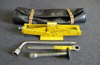 Ferrari 512 OEM Jack Kit Roll Bag ; Lug Nut Wrench, Rachet, Extension Tool