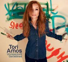 TORI AMOS : UNREPENTANT GERALDINES +DVD (CD) Sealed