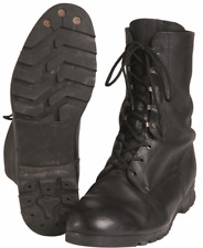 Czech East European army surplus m90 leather  combat boots