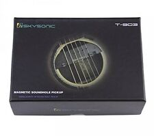 Skysonic Acoustic Guitar Soundhole Pickup T-903 Delivers From NY, From Japan