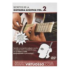 Virtuosso Curso De Guitarra Acústica Vol.2