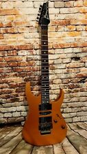 Ibanez 2000  RG570 RG470 Japan Sparkle Gold Copper Natural Relic MIJ Vintage
