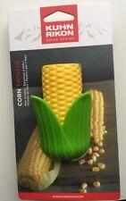 Kuhn Rikon Corn Twister, 3.75-Inch, Yellow Corn On The Cob