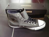 CONVERSE CTAS HI OLIVE TRAINERS / SHOES ALL STAR CANVAS SIZE 8 (UK)