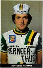 (C2/1002) Cartolina Ciclismo Beyssens Herman – Vermeer Thijs Westerlo – GIOS