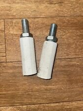 1987/88 Mongoose Miniscoot Pegs- Spinner Pegs