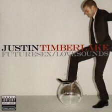 Justin Timberlake(CD Album)Futuresex/ Lovesound-Zomba Recording-82876-8-