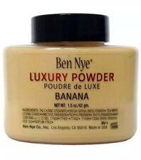 Ben Nye Luxury Banana Powder 1.5 oz Bottle Face Makeup Kim Kardashian