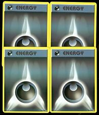 Pokemon DARKNESS ENERGY 97/108 - XY Evolutions - - MINT 4X