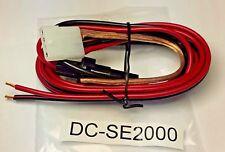 CEA-DC-SE2000 Molex 4-pin DC cord Shakespeare SE2000 & SE-2001 Marine VHF radios