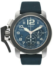 Graham Chronofighter Oversize Chronograph Men's Watch - 2CCAC.U01A.T22S