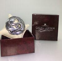 Fine & Rare Vintage Georg Jensen 925 Sterling Silver Brooch No. 20