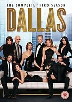 Dallas - Season 3 [DVD] [2015] [DVD][Region 2]
