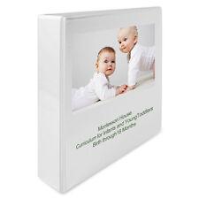 Montessori Teaching Album for INFANTS Homeschool or Classroom