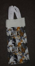Various Cats Christmas Gift Bag