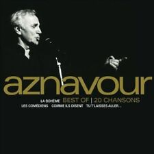 Französische Musik-CD 's als Best Of-Edition vom Barclay-Label