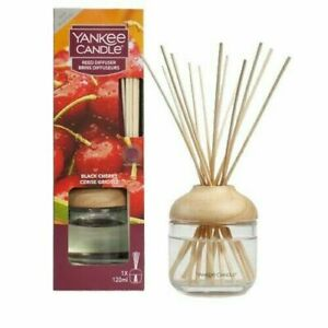 Yankee Candle Reed Diffuser Black Cherry..  BARGAIN