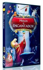 Merlín el encantador DVD Walt Disney (PAL España Precintado)