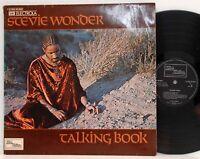 Stevie Wonder       Talking Book           Tamla         Gat        NM  # X