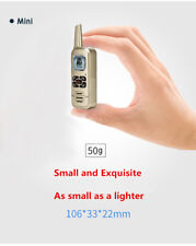 Sale Golden M6P Mini Walkie Talkie Interphone Uhf 400-520Mhz Two Way Radio Ham