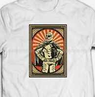 Mens or Womens Retro Mexican Wrestler 100% COTTON S-5XL SIZE T-shirt Tee