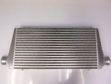 """Front Mount Intercooler (FMIC) 600x300x76 Core, 76mm Inlet/Outlet 3"""" Universal"""